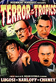 Terror in the Tropics Poster
