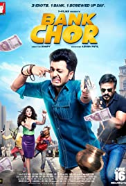 Bank Chor 2017 Hindi HDRip x264 [Counter]
