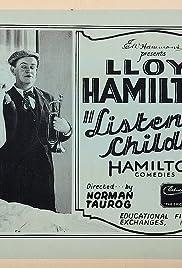 Listen Children Poster