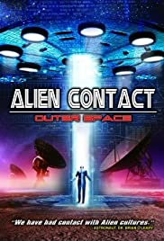 Alien Contact: Outer Space Poster