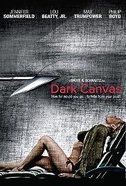 Dark Canvas Poster