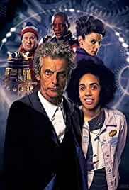 Doctor Who tv poster