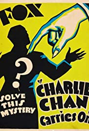 Charlie Chan Carries On (1931) Poster - Movie Forum, Cast, Reviews