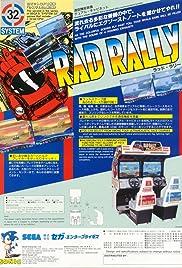 Rad Rally Poster