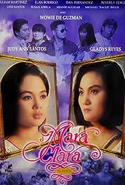 Mara Clara: The Movie Poster
