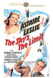 The Sky's the Limit (1943) Poster - Movie Forum, Cast, Reviews
