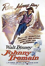 Johnny Tremain Poster