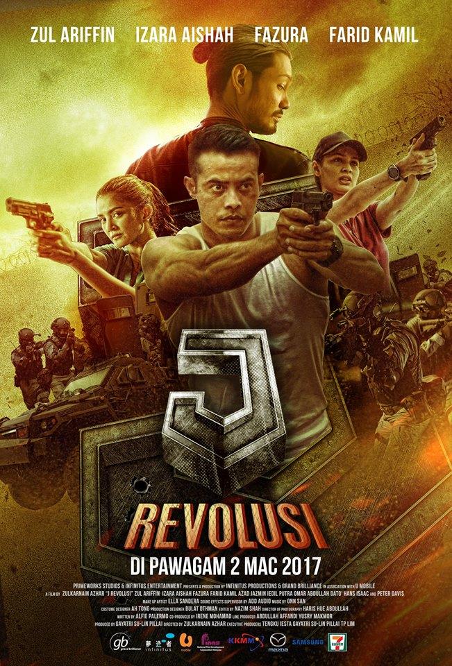 Nonton J Revolusi (2017)