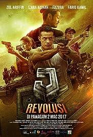 Watch Movie J Revolusi (2017)