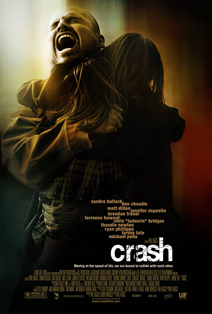 Crash 2004 720p HEVC BluRay 500MB