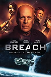 Breach (2020) poster