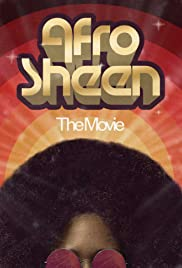 Afro Sheen Poster