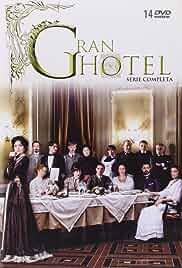 Gran Hotel tv poster