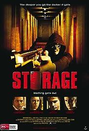 Storage(2009) Poster - Movie Forum, Cast, Reviews