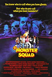 The Monster Squad (1987) Poster - Movie Forum, Cast, Reviews