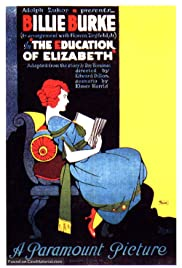 The Education of Elizabeth Poster