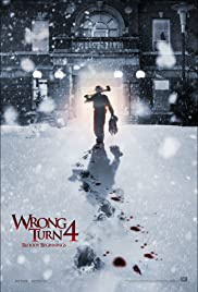Wrong Turn 4: Bloody Beginnings (2011) Poster - Movie Forum, Cast, Reviews