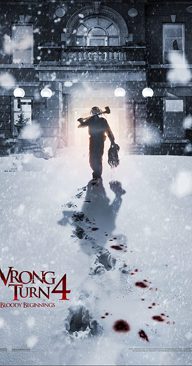 Wrong Turn 4: Bloody Beginnings (2011) - IMDb