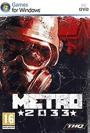 Metro 2033(2010) Poster - Movie Forum, Cast, Reviews