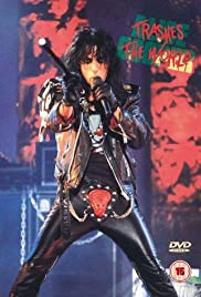 Alice Cooper Trashes the World (1990) Poster - Movie Forum, Cast, Reviews