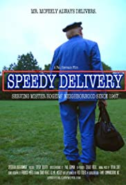 Speedy Delivery Poster