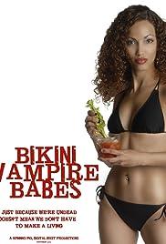 Bikini Vampire Babes Poster