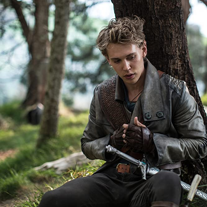 Austin Butler in The Shannara Chronicles (2016)