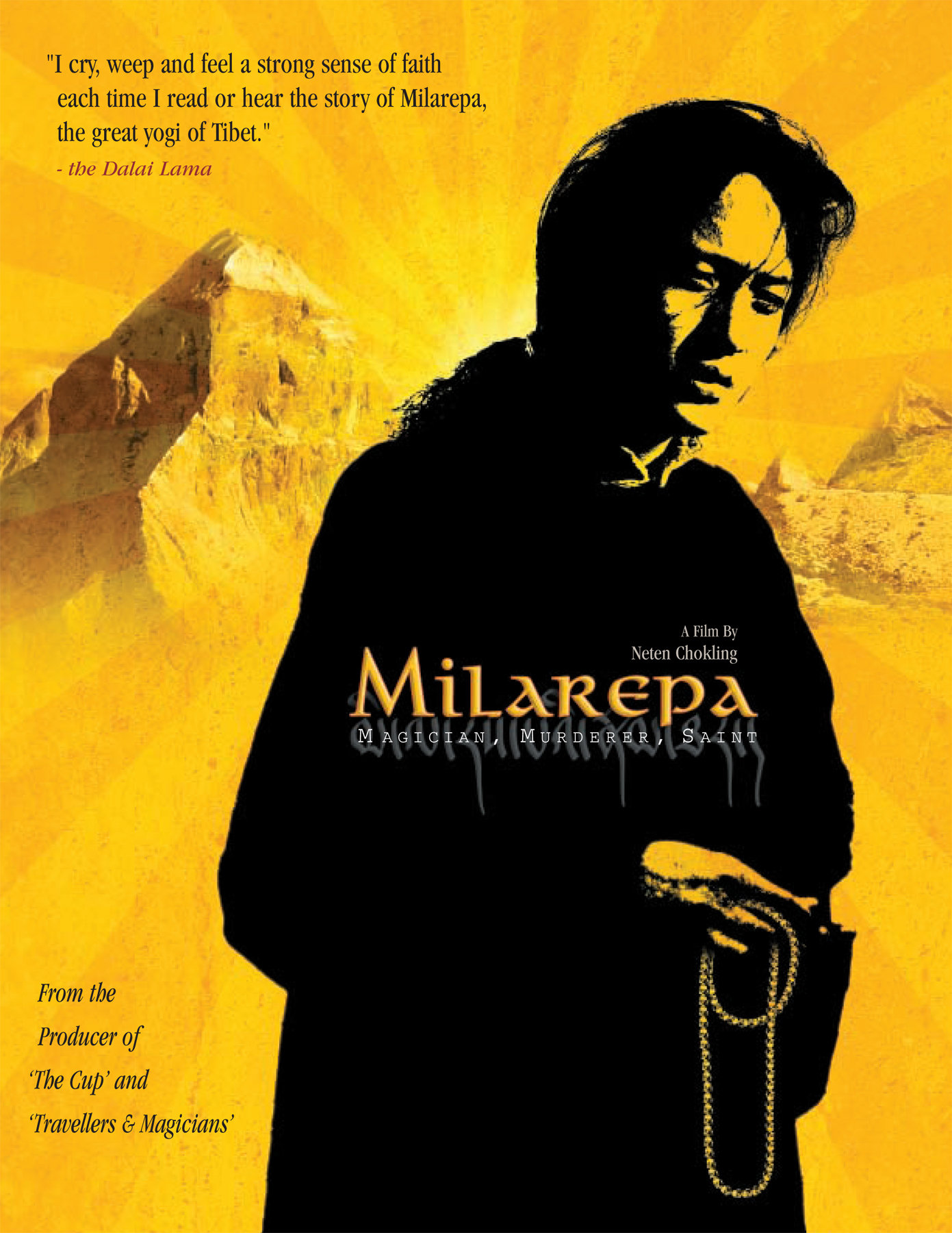 image Milarepa Watch Full Movie Free Online