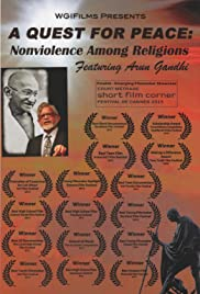 A Quest For Peace: Nonviolence Among Religions Poster