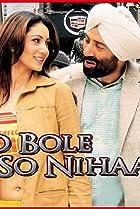 Image of Jo Bole So Nihaal