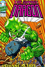The Savage Dragon Poster