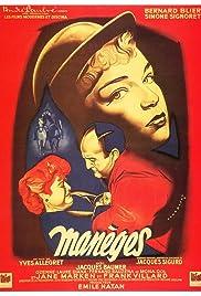 Manèges Poster