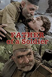 Father of a Soldier Poster