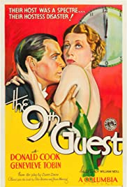 The Ninth Guest(1934) Poster - Movie Forum, Cast, Reviews