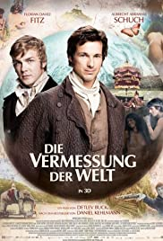 Die Vermessung der Welt (2012) Poster - Movie Forum, Cast, Reviews