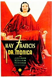 Dr. Monica (1934) Poster - Movie Forum, Cast, Reviews