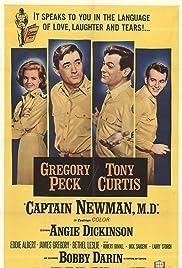 Captain Newman, M.D. Poster