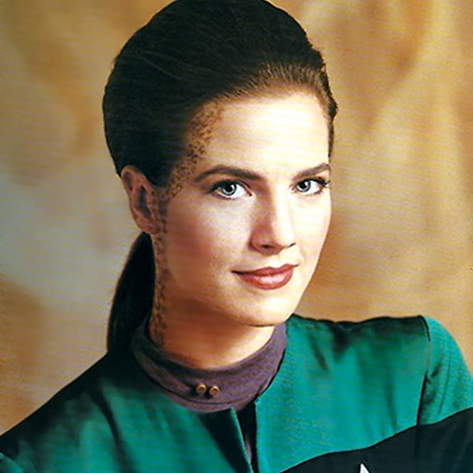 Terry Farrell in Star Trek: Deep Space Nine (1993)