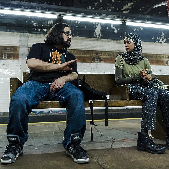 Azhar Khan y Sunita Mani en Mr. Robot (2015)