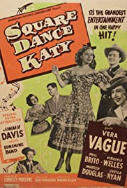 Square Dance Katy Poster