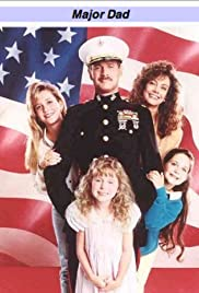 Major Dad Poster - TV Show Forum, Cast, Reviews