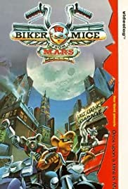 Biker Mice from Mars Poster - TV Show Forum, Cast, Reviews