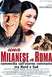 Una milanese a Roma Poster