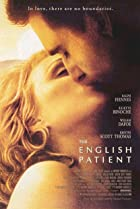The English Patient (1996) Poster