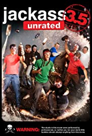 Jackass 3.5 (2011) Poster - Movie Forum, Cast, Reviews