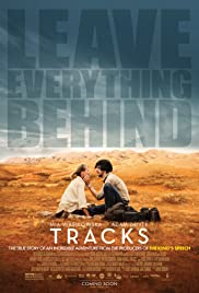 Tracks (2013) Poster - Movie Forum, Cast, Reviews