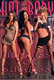 Hot Body Competition: Undress for Success Poster