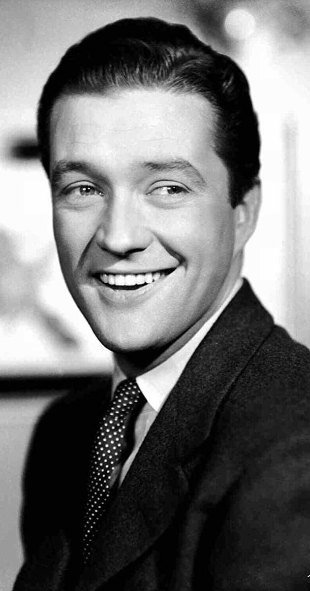 Dennis morgan actor wife