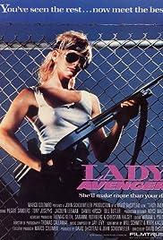 Lady Avenger Poster