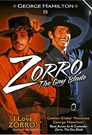 Zorro: The Gay Blade (1981) Poster - Movie Forum, Cast, Reviews